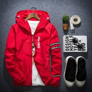 men's hooded jacket sale