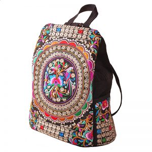 small ethnic backpacks