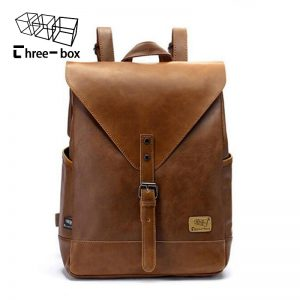 best leather backpack mens