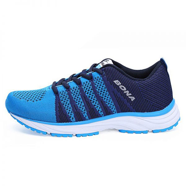BONA New Typical Style Women Running Shoes Outdoor Walking Jogging Sneakers Lace Up Mesh Athletic Shoes soft Fast Free Shipping 3