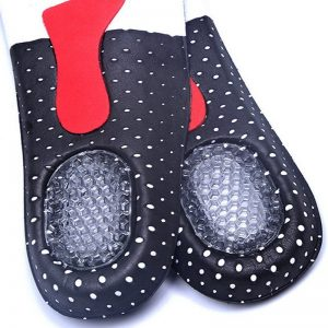 1 Pair Gel Orthotic Arch Support Sport Shoe Pad Running Gel Insoles Insert Cushion Shoe Pad for Men or Women R0117 1
