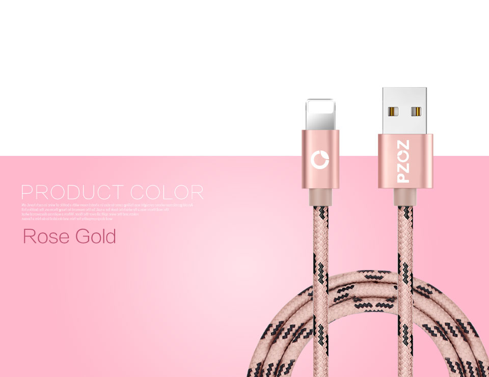 usb cables for iphone
