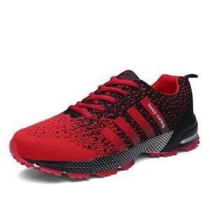Hot sale 2018 New Trend Running Shoes Men Sneakers Breathable Mesh Shoes Eva Women Sport Runing Shoes plus large size 35--47 1
