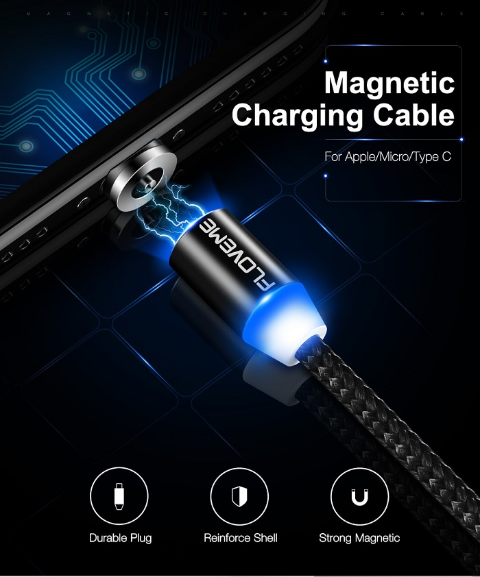 best usb c magnetic cable
