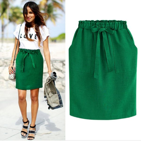 buy cotton skirts online