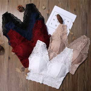 women's lace bras