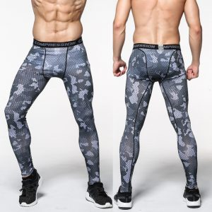 Mens Camouflage Pants