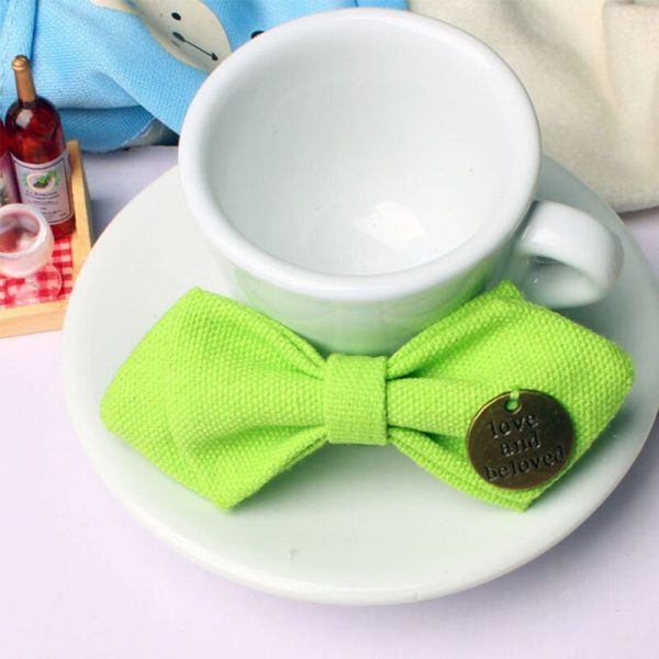 Mantieqingway Bowtie for Baby Boys Adjustable Cotton Bow Ties Children Boy Ties Slim Shirt Accessories Banquet Bow Ties Brand 4