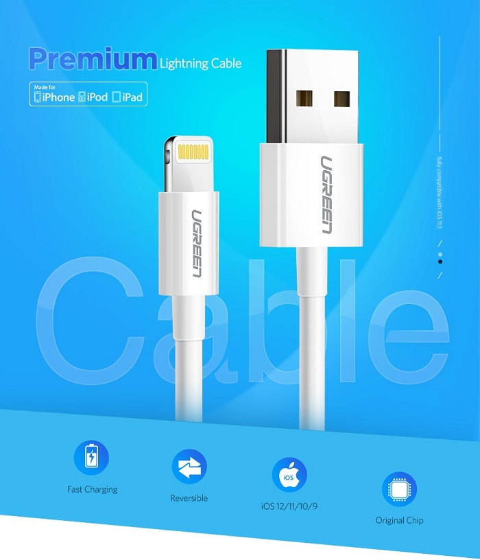 usb cable for iphone