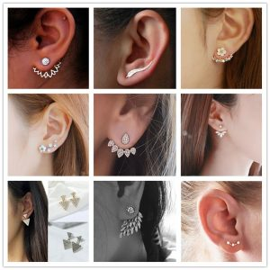 best crystal earrings