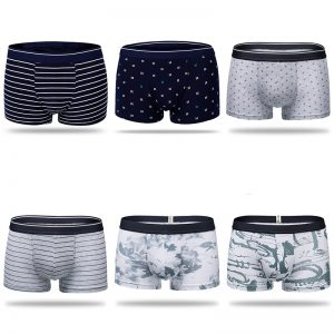 mens striped boxers