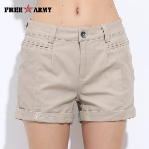 cotton shorts for women