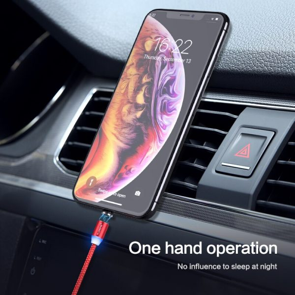magnetic usb c charger