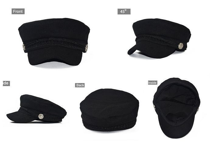 womens casual hats