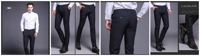 mens casual trousers sale