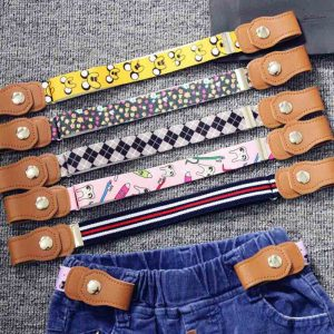 toddler girl stretch belt