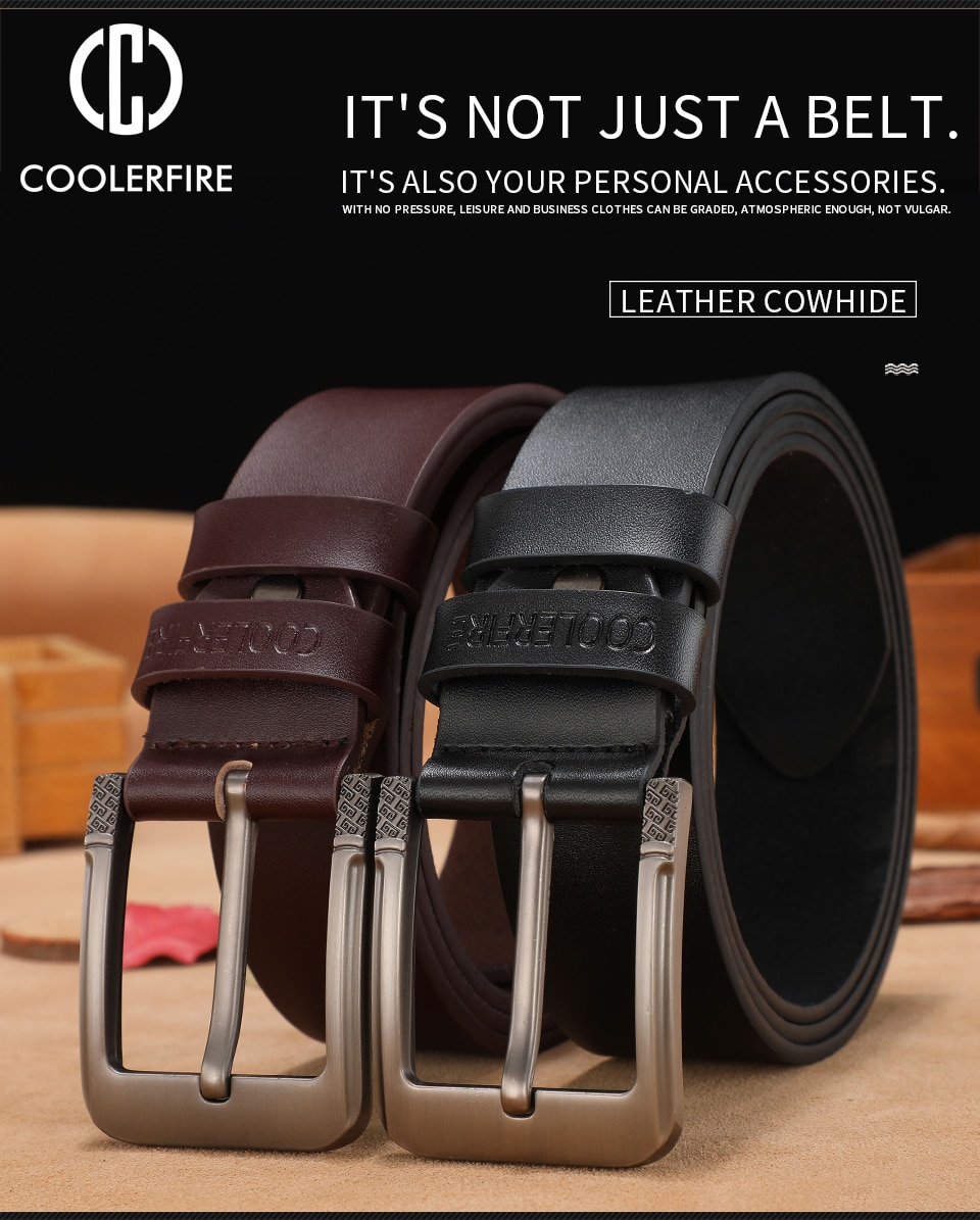 leather belts for mens jeans