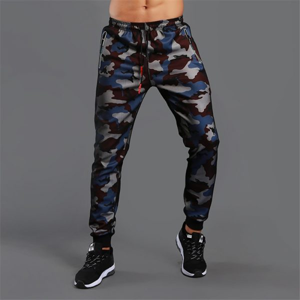 jogger camouflage pants