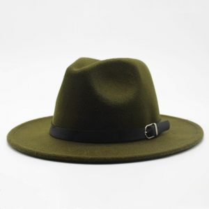 cheap wool fedoras