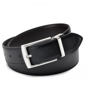 mens real leather belt