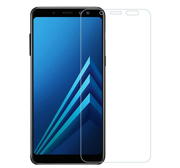 tempered glass samsung a8