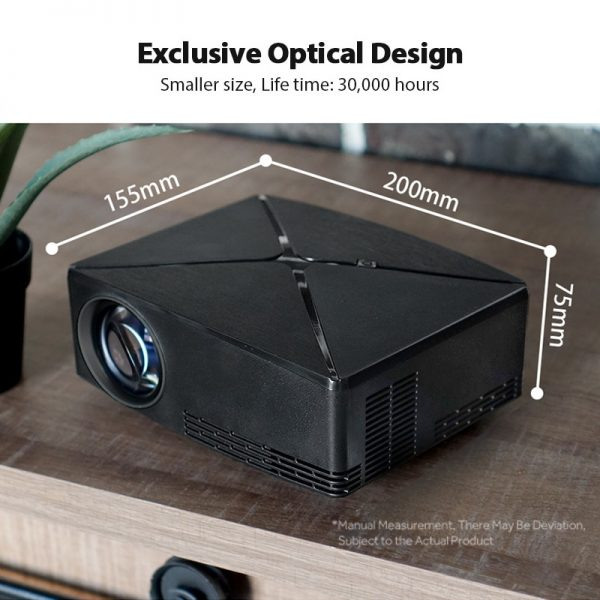 cheap mini portable projector