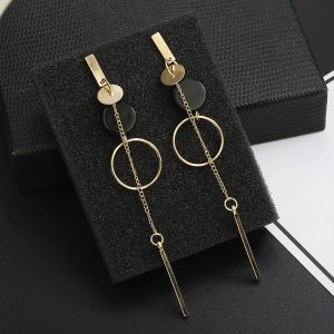 best acrylic earrings