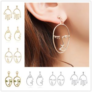 buy art earrings