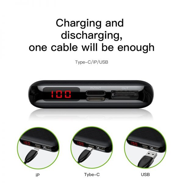 mini power bank charger