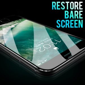 7d screen protector iphone x