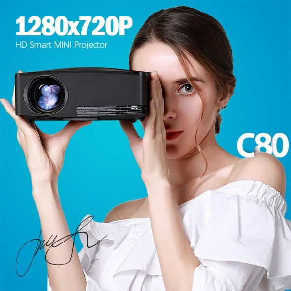 best cheap portable mini projector