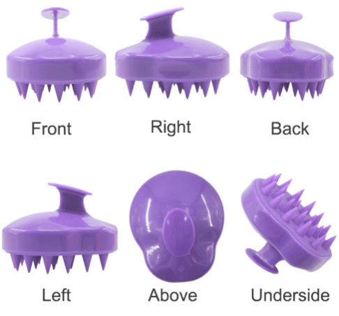 silicone combs