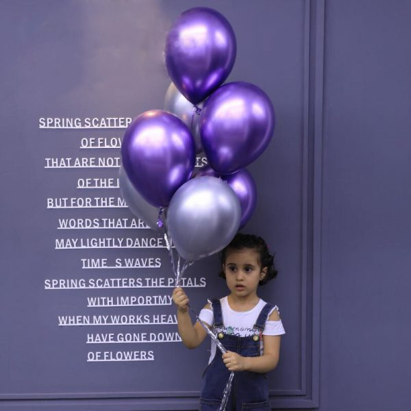 balloons for birthday party decoration