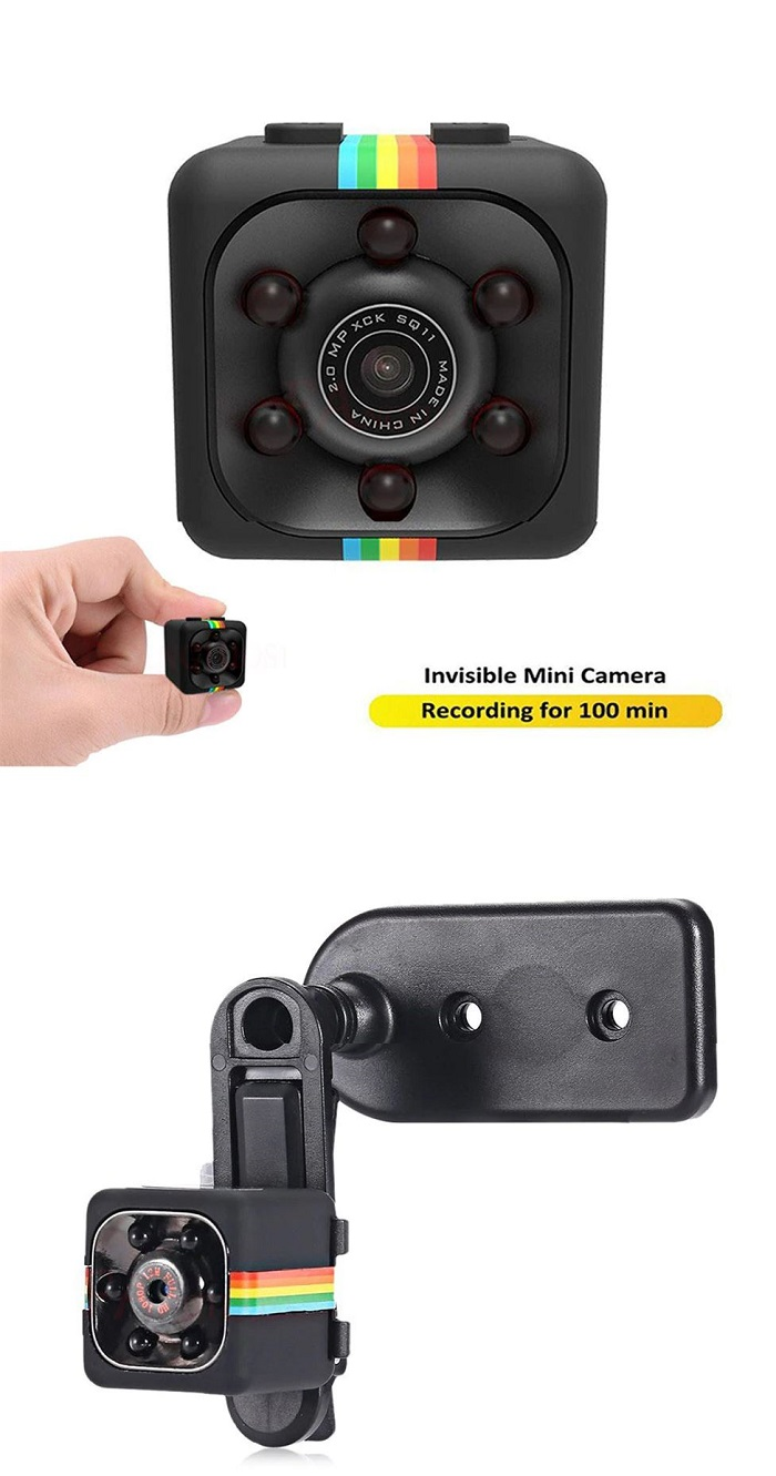 best mini security camera