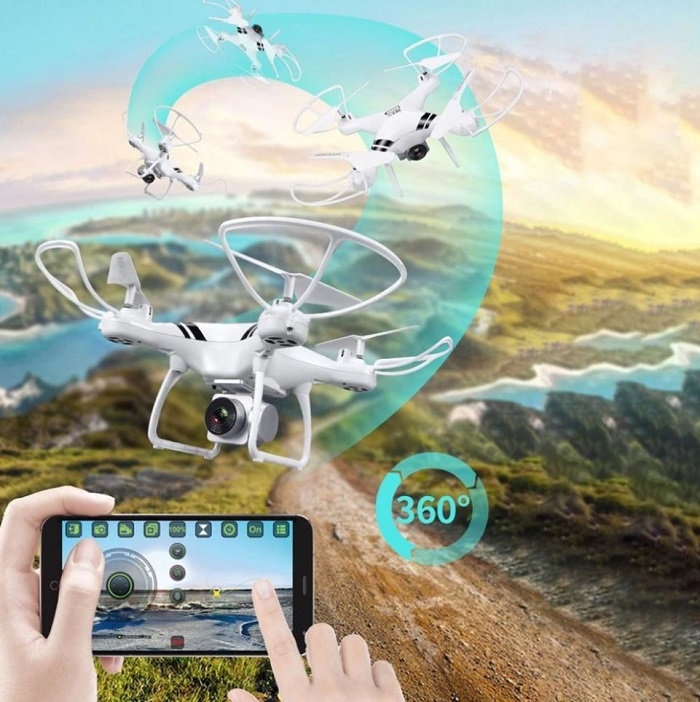 drone with camera online