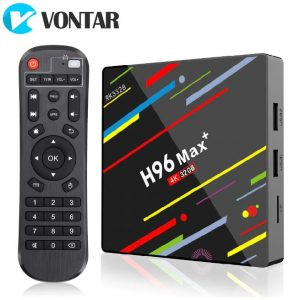 vontar h96 max plus tv box