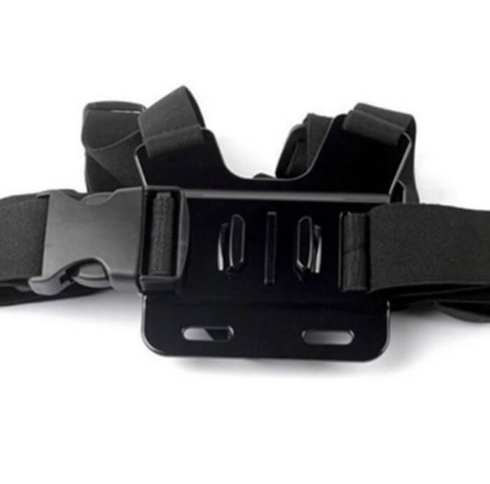 best buy gopro chest mount