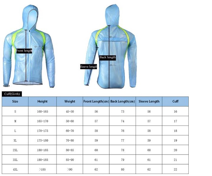 best cycling jersey jacket