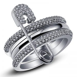 casual rings for ladies