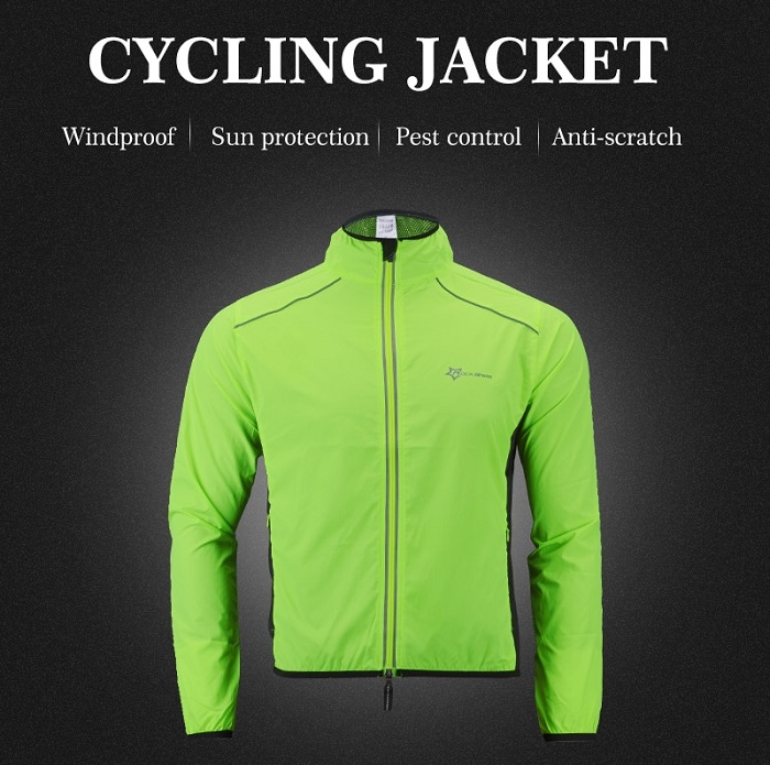best cycling jacket