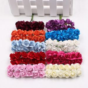 mini artificial flowers for sale