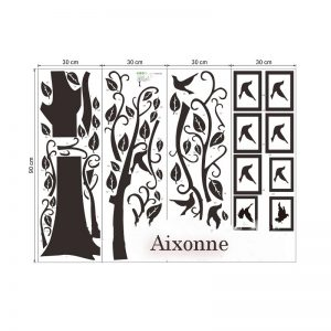 trees for sale wall decal