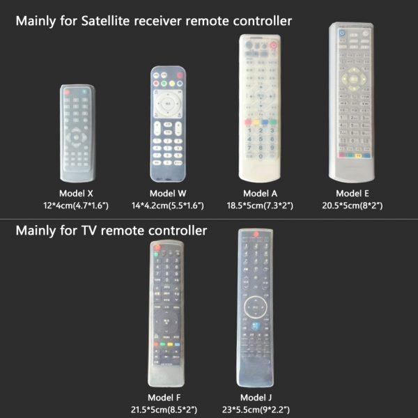 case for tv remote control