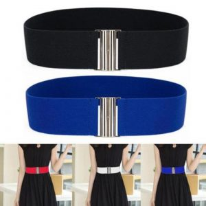 women's elastic belts