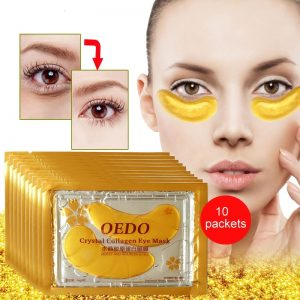 gold eye mask best