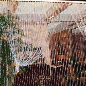 crystal curtains online