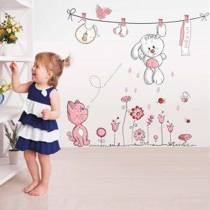 bunny wall decals for sale