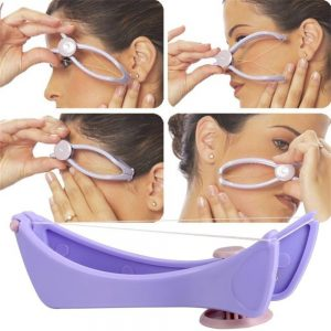 facial hair removal tool