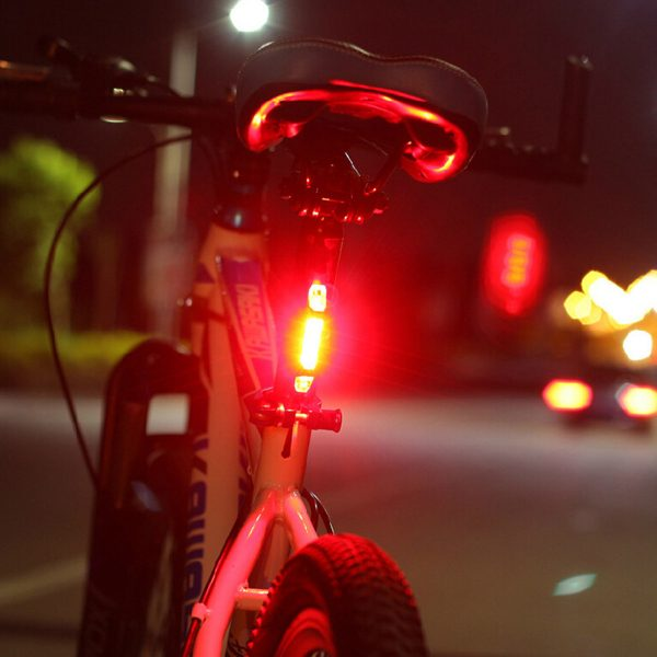 bicycle tail light