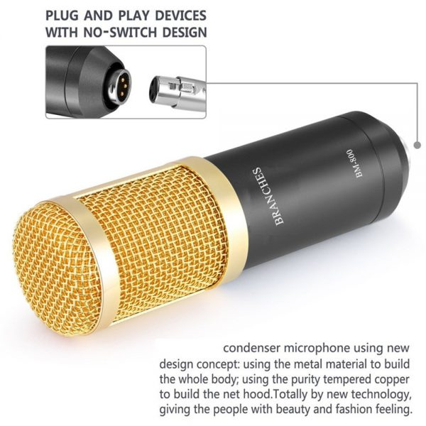 condenser microphone for sale